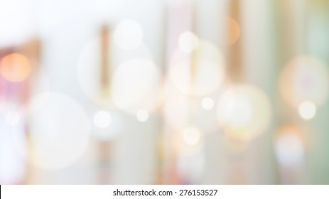 pastel bokeh defocused lights for a background.