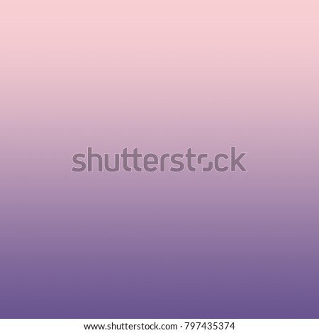 0783eb4e958 Pastel Millennial Ultra Violet Gradient Background. Ultraviolet Trendy  Color of the year 2018. Abstract Pink Violet Template for graphic or web  design