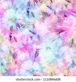 Pastel Ombre Tie Dye