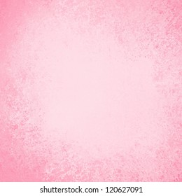 pastel pink background layout design, brochure template backdrop for graphic art use, pale color, vintage grunge background texture for labels, posters, ads or website, valentines day background