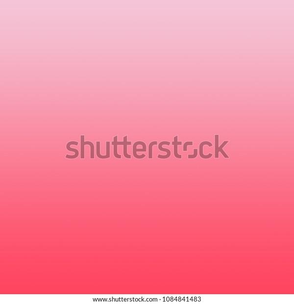 Pastel Pink Gradient Background Ombre Spring Minimal Blurred Pattern