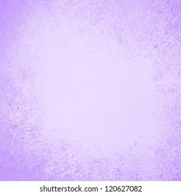pastel purple background layout design, brochure template backdrop for graphic art use, pale color, vintage grunge background texture material for labels, posters, ads or website template background