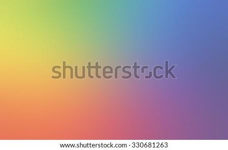 Pastel Rainbow Background Wallpaper