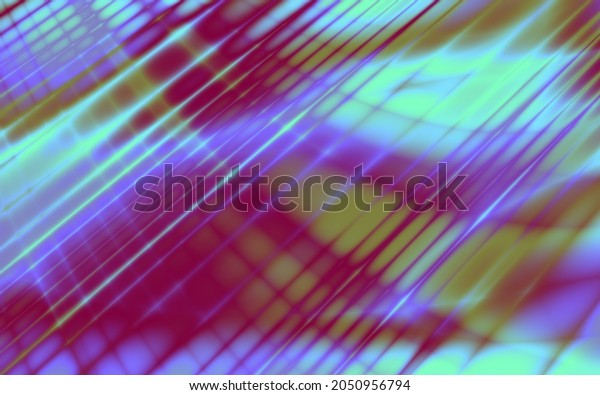 Pastel retro color art abstract header wallpaper