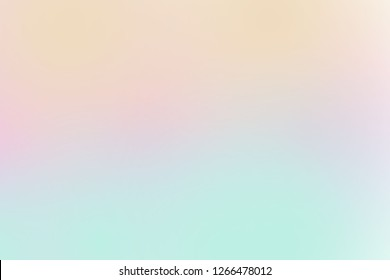 Pastel soft colorful smooth blurred textured abstract background with space. Concept for wallpaper or for web design