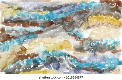 pastel watercolor marble painting background texture