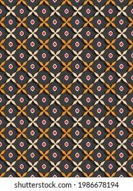 Patola and Kalamkari digital designs, banndini design patterns