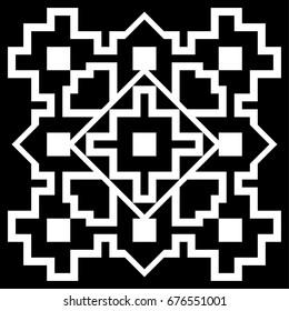 Patola Pattern, Patan, Gujarat, India