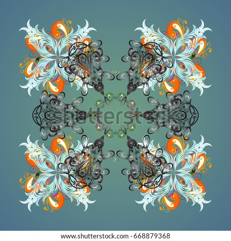 Colorful Christmas Background Design.Royalty Free Stock Illustration Of Pattern Colorful