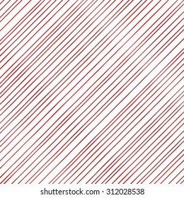Pattern from diagonal lines with different width