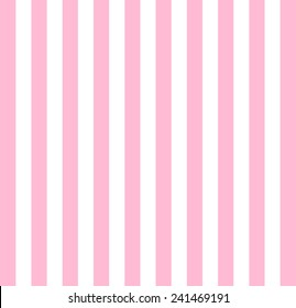 Pattern With Stripes Background