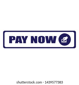 Pay Now Button & Pay Now Icon
