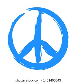 peace sign and symbol illustration
