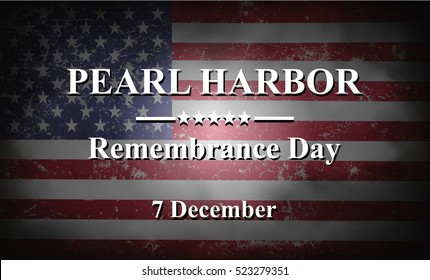 Pearl Harbor Remembrance background