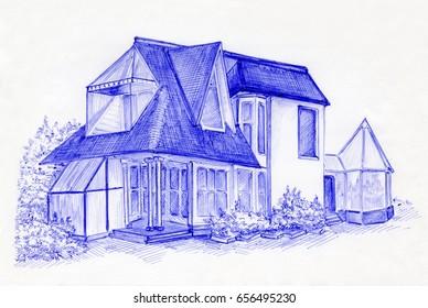 pen drawing images stock photos vectors shutterstock