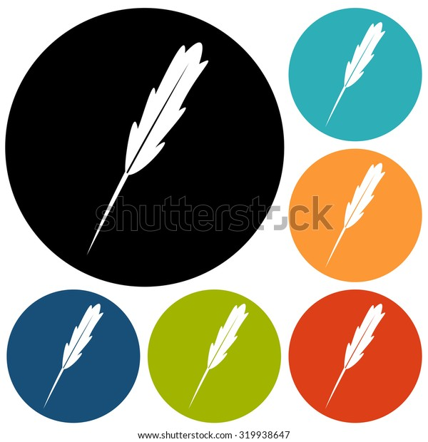 pen quill icon