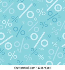 Percentage signs seamless pattern backgrounds raster
