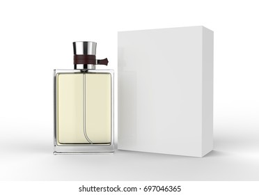 Perfume box images stock photos vectors shutterstock for Cologne box template