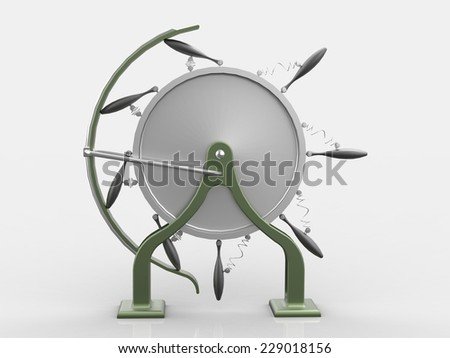 61c0d04127c Perpetuum Mobile Springs Stock Illustration 229018156 - Shutterstock