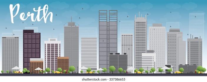 Perth Landscape Images, Stock Photos & Vectors | Shutterstock