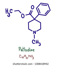 Pethidine is a synthetic opioid pain medication of the phenylpiperidine class.