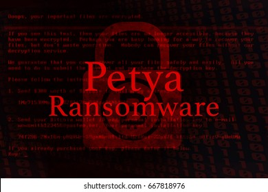 Petya or Petrwrap Ransomware is a computer virus that is a cybercrime