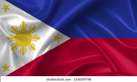philippine flag country symbol illustration