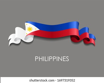 Waving Philippine Flag Images Stock Photos Vectors Shutterstock Find more philippine flag vector graphics at getdrawings.com. https www shutterstock com image illustration philippines wavy flag ribbon on gray 1697319352