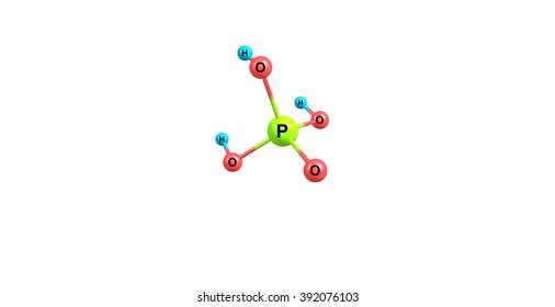 Phosphoric acid or orthophosphoric acid is a mineral acid having the chemical formula H3PO4