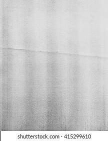 Photocopy texture background with horizontal crease mark