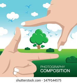 photography composition illustration  jpeg file.