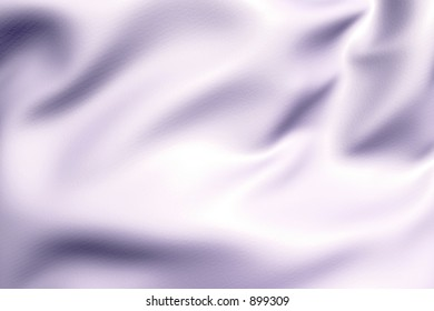 photorealistic 3D rendered satin wrinkles abstract