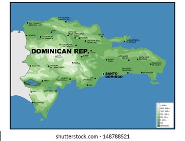 Royalty Free Haiti Dominican Republic Map Images, Stock Photos ...