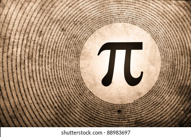 pi symbol is the largest number in the world