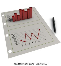a pictogram for the field investor relation