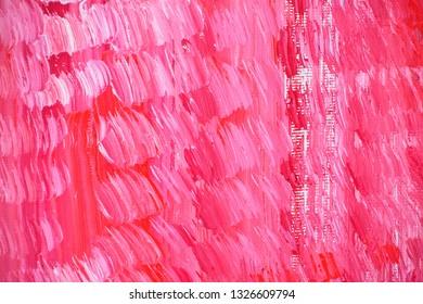 "Picture ""Pink rose petals"""