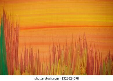 "Picture ""Tall grass of savanna"""