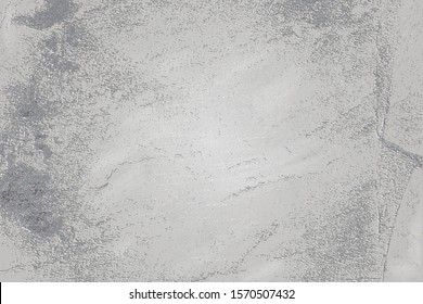 A piece of stone with cracks. Background under concrete, slate, plaster. Large size vector texture