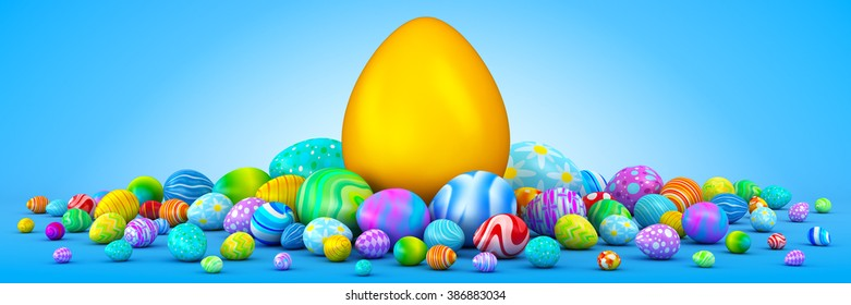 Giant Easter Eggs Images, Stock Photos & Vectors | Shutterstock