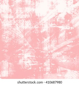 pink abstract screen print texture