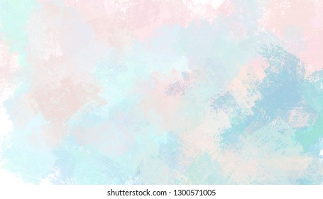 Pink blue pastel abstract texture