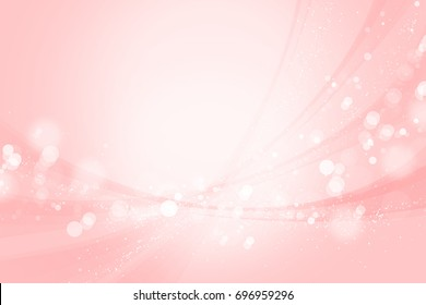 pink blurred light and curved background