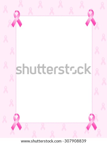 Royalty Free Stock Illustration Of Pink Breast Cancer Awareness