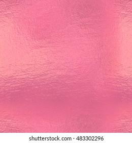 Pink seamless metallic background