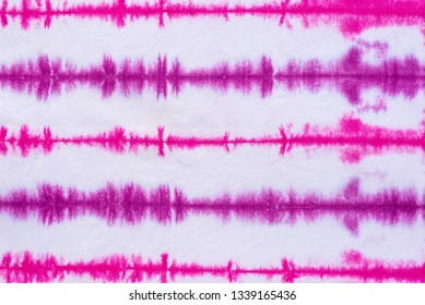 pink stripes tie dye pattern abstract background
