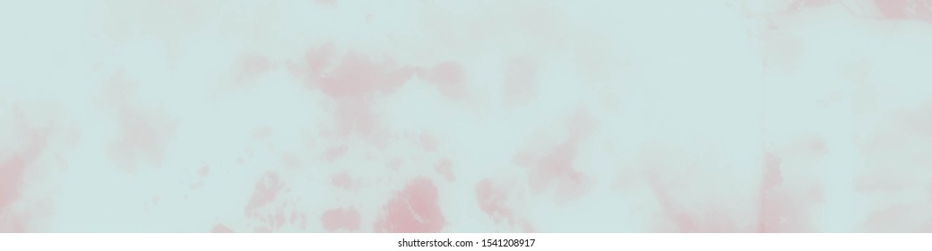 Pink Watercolor Background. Abstract tie dye pattern. Pinky soft print. Happy Holiday card. Floral ink pattern. Expressive effect painting. Textile wavy print. Geometric ornament.