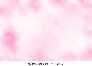 Pink watercolor marble background. Sweet wallpaper for a banner website and social media advertising. valentines day concept