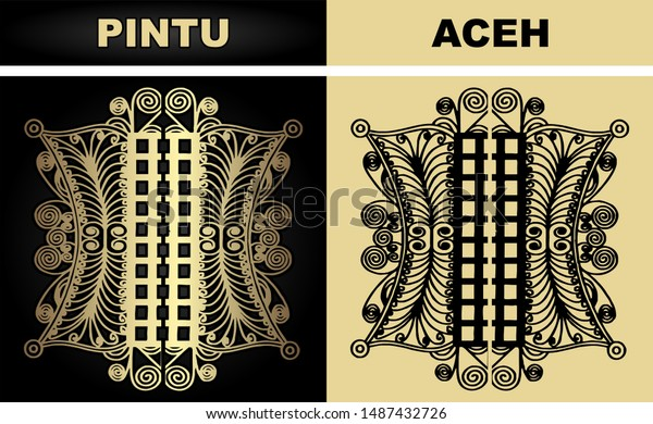 28+ Logo Pintu Aceh Vector