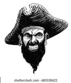 Pirate head