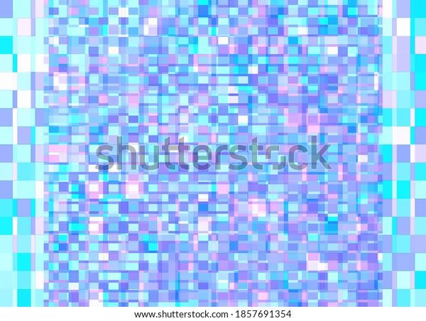 Pixel art blue texture abstract illustration wallpaper